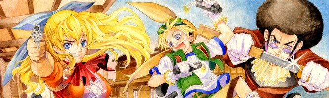 Wild Arms 3 - PS2