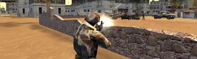 Delta Force : Urban Warfare - PlayStation