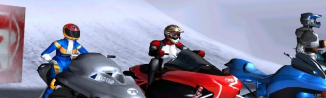 Sled Storm - PS2