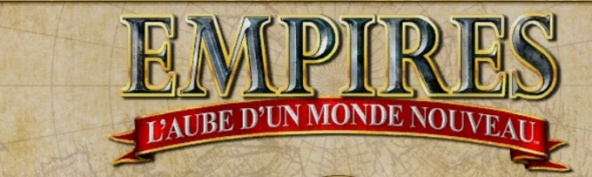 Empires : l'Aube d'un monde nouveau - PC