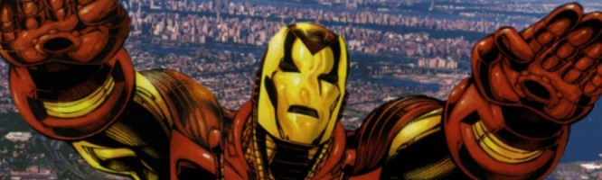 The Invincible Iron Man - GBA