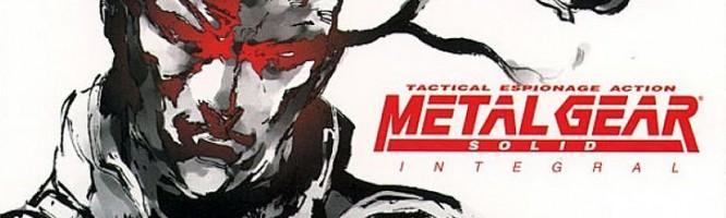 Metal Gear Solid - GBA
