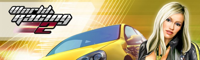 World Racing - Gamecube