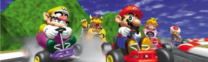 Mario Kart 64 - Nintendo 64
