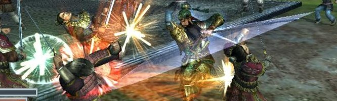 Dynasty Warriors - PSP