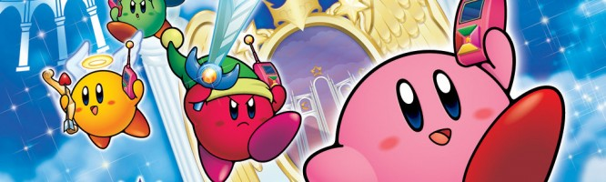 Kirby and the Amazing Mirror - GBA