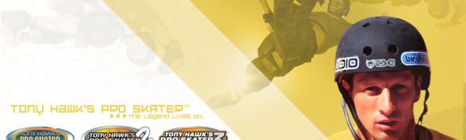 Tony Hawk's Pro Skater 4 - GBA