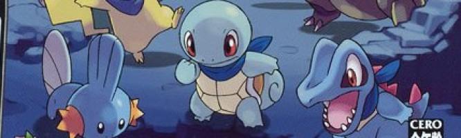 Pokémon : Donjon Mystère Equipe de Secours Bleue - DS