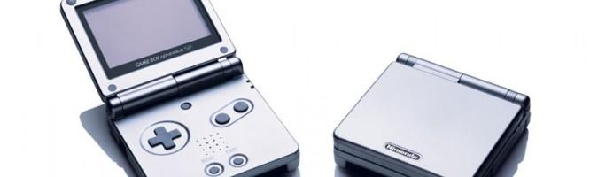 Game Boy Advance SP - GBA