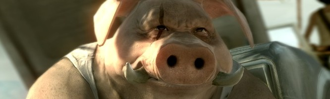 Beyond Good & Evil 2 - PS3
