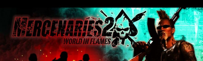 Mercenaries 2 : L'Enfer des Favelas - Xbox 360