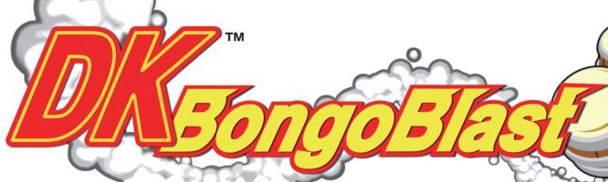 DK Bongo Blast - Gamecube