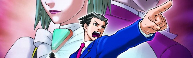 Phoenix Wright : Ace Attorney Justice For All - DS