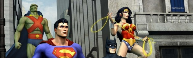 Justice League Heroes - DS