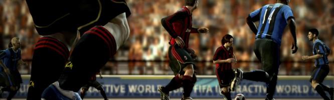 FIFA 07 - DS