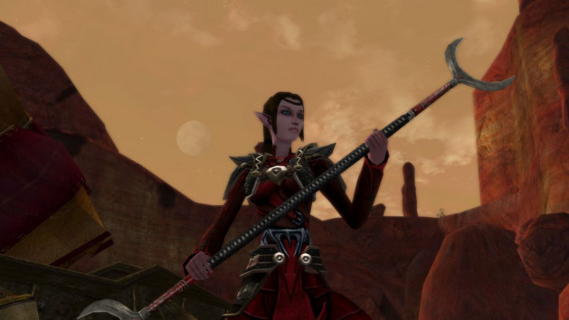 Dungeons & Dragons Online : The Demon Sands
