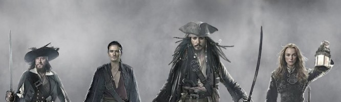 Pirates des Caraïbes : Jusqu'au Bout du Monde - PSP