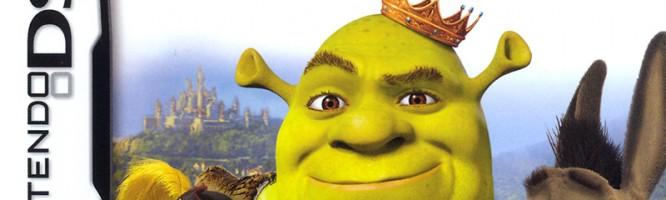 Shrek le troisième - PSP