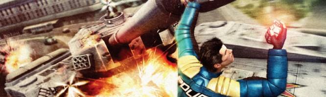 Pursuit Force : Extreme Justice - PSP