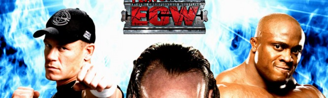 WWE SmackDown ! Vs. RAW 2008 - PS2