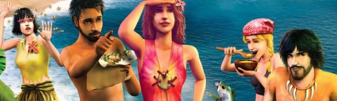 Les Sims 2 : Naufragés - DS