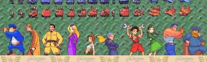 Advance Wars Dark Conflict - DS