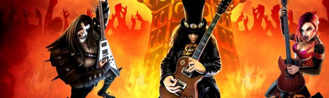 Guitar Hero III : Legends of Rock - PC