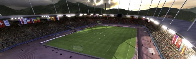 UEFA Euro 2008 - PS2