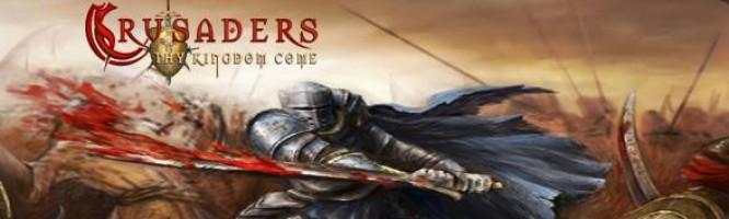 Crusaders : Thy Kingdom Come - PC
