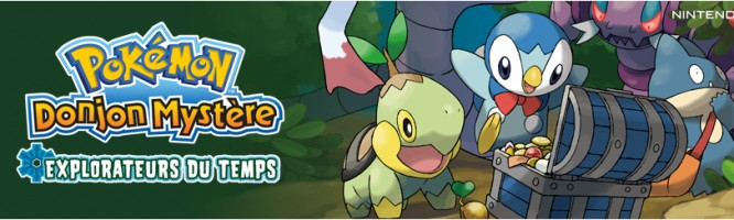 Pokémon : Donjon Mystère Explorateurs de l'Ombre - DS