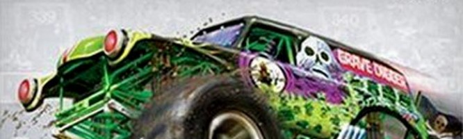 Monster Jam : Urban Assault - DS