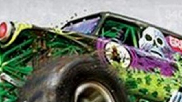 Monster Jam : Urban Assault (DS)