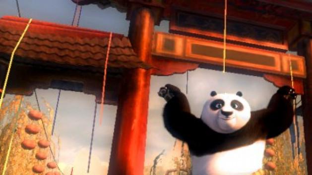 Kung Fu Panda : Guerriers Legendaires
