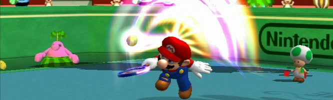 Mario Power Tennis - Wii