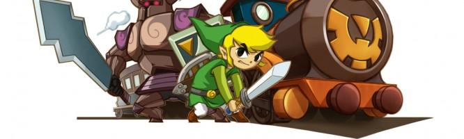 The Legend of Zelda : Spirit Tracks - DS