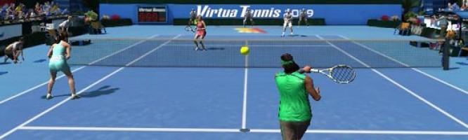 Virtua Tennis 2009 - PS3