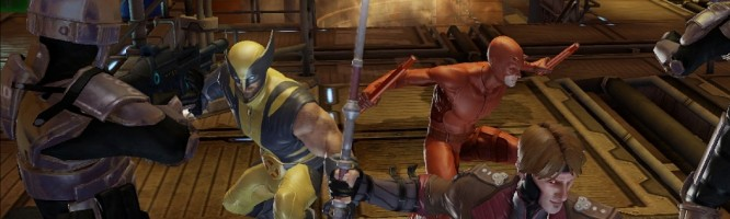 Marvel : Ultimate Alliance 2 - PSP