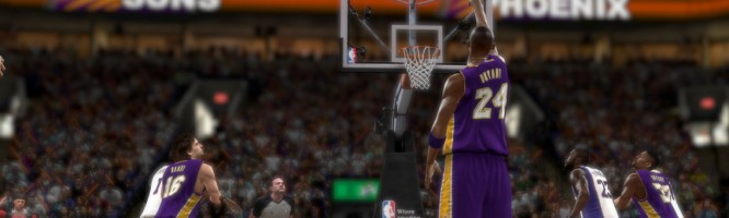 NBA 2K10 - PSP