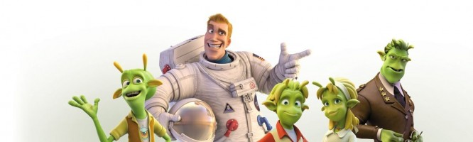 Planète 51 - Xbox 360