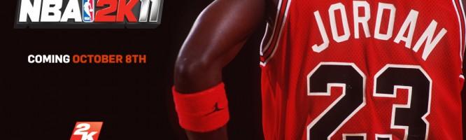 NBA 2K11 Demo Dunk - Michael Jordan