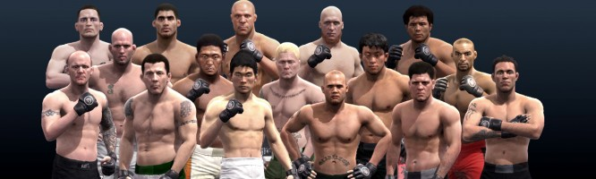 EA Sports MMA - PS3