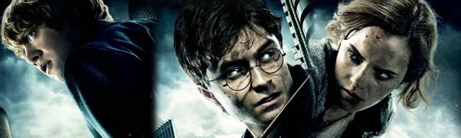 Harry Potter et les Reliques de la Mort - Première Partie - Wii