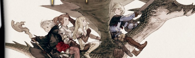 Final Fantasy : The 4 Heroes of Light - DS