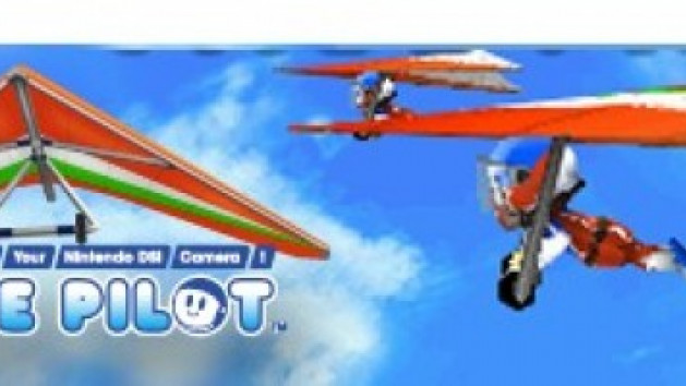 Face Pilot : Fly With Your Nintendo DSi Camera