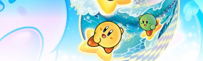 Kirby Mass Attack - DS