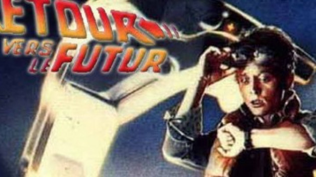 Back to the Future - Episode 101 : It's About Time