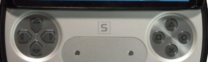Sony Ericsson Xperia Play - PSP