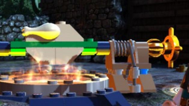 LEGO Pirates des Caraïbes : Le Jeu Vidéo (DS)