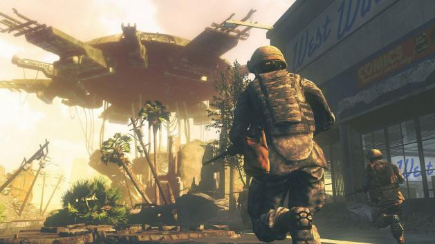 Battle : Los Angeles (PC)