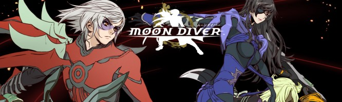 Moon Diver - Xbox 360